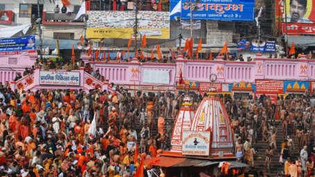 Yamunotri, Gangotri, Kedarnath & Badrinath uttarakhand Maha Kumbh