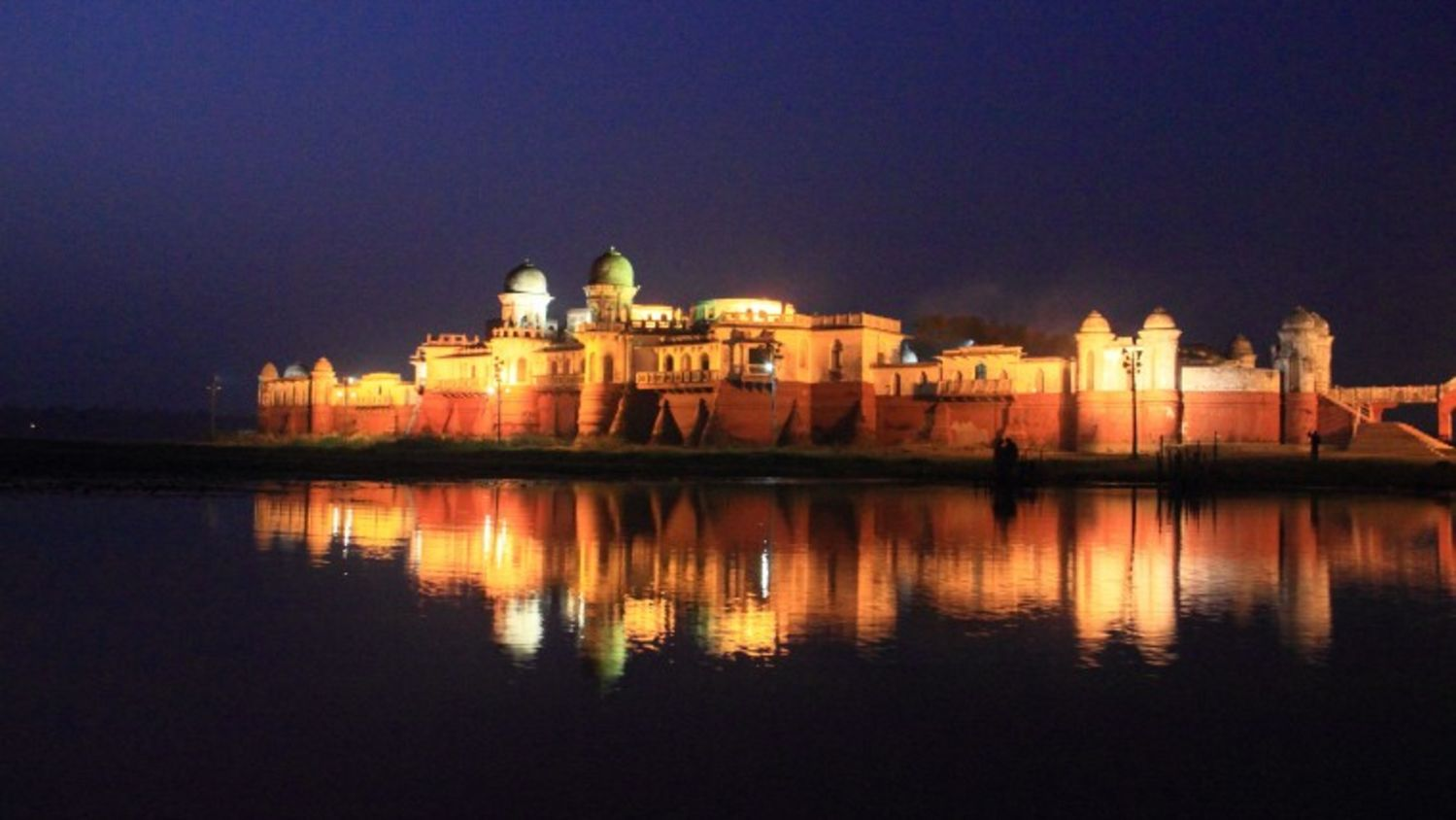 Neermahal-night-vision