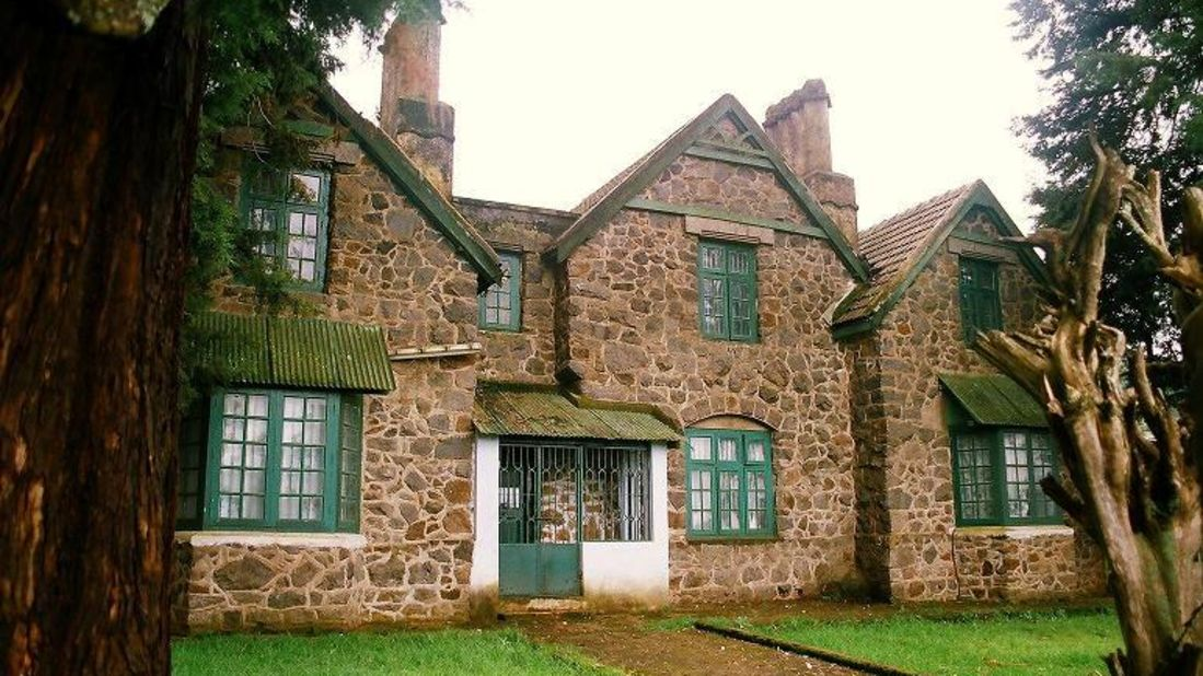 Stone House first bungalow constructed in Ooty