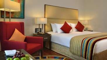 Deluxe Room Park Plaza Zirakpur 2