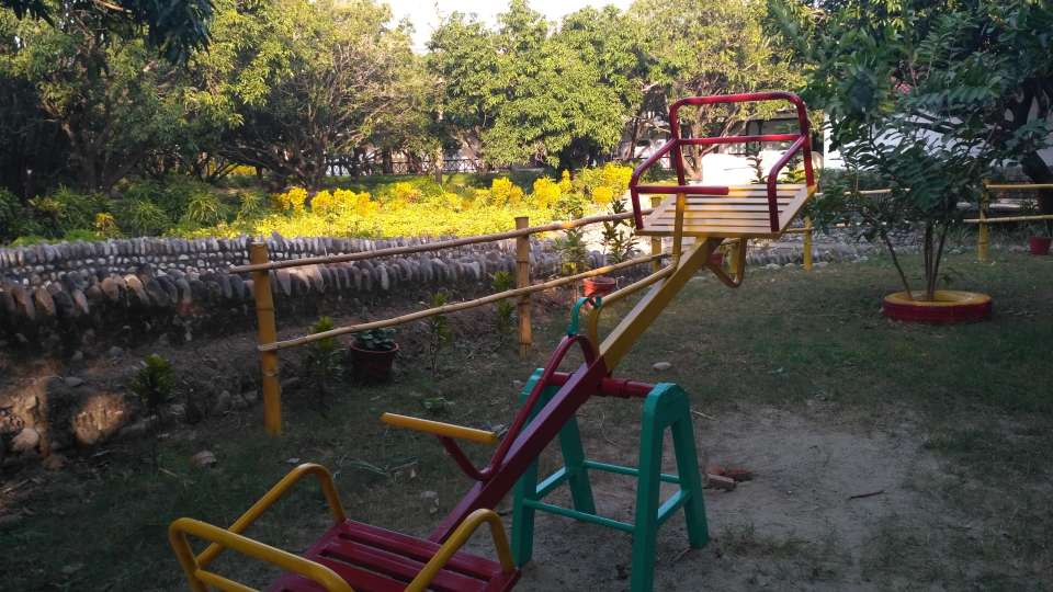 Playground at Infinity Resorts Corbett 4