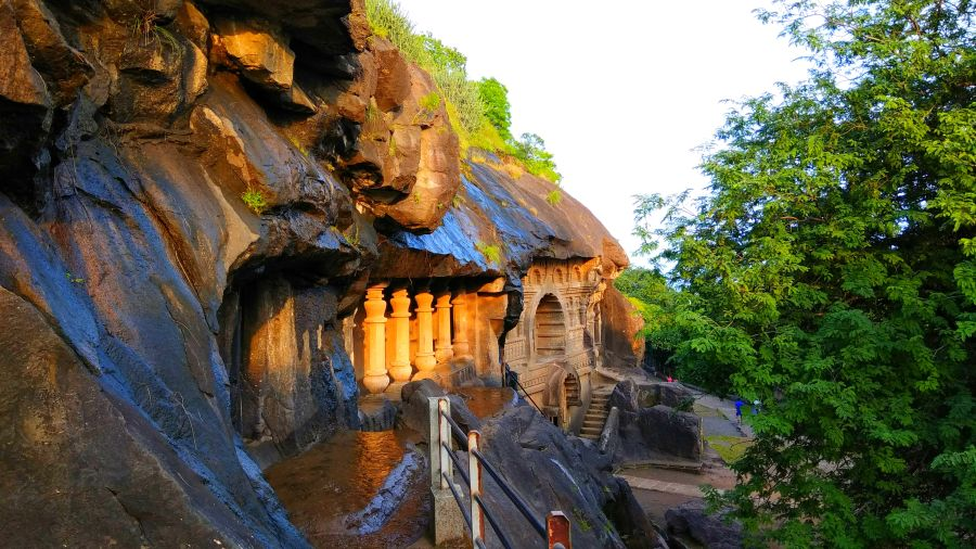 PandavLena Caves Nashik