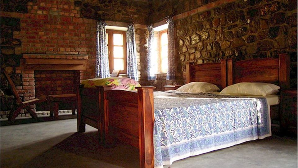 Mountain View Cottages at  Wild Brook Retreat, Rajaji National Park