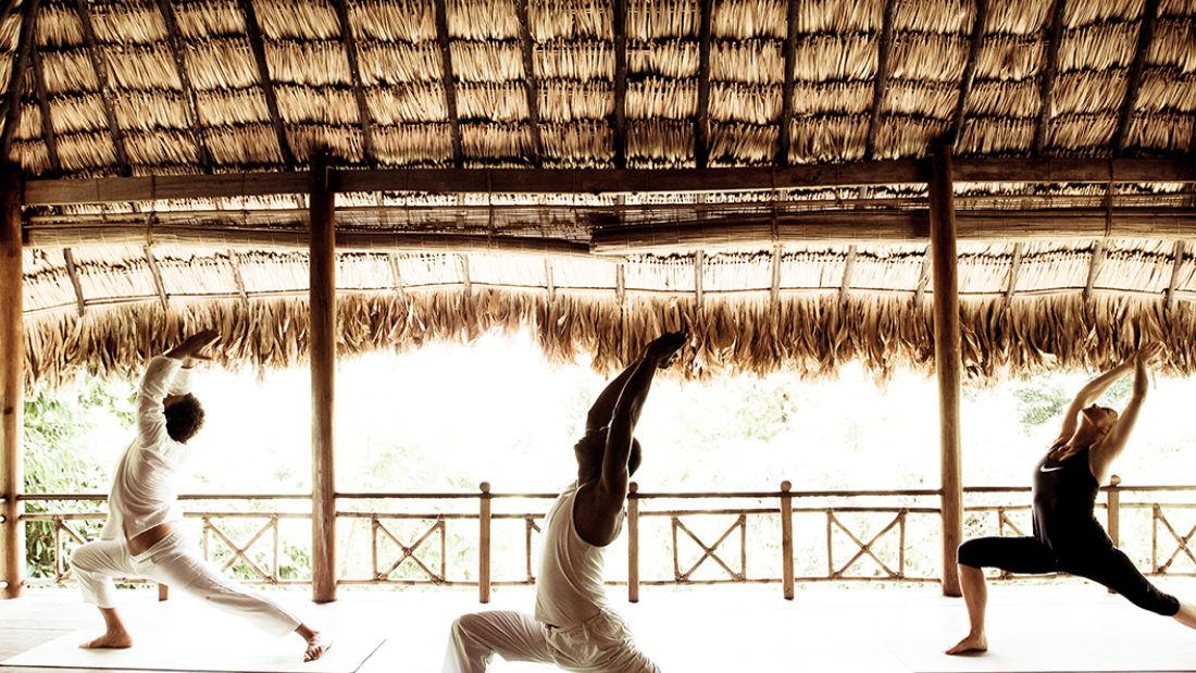 Barefoot Yoga o7bm2w
