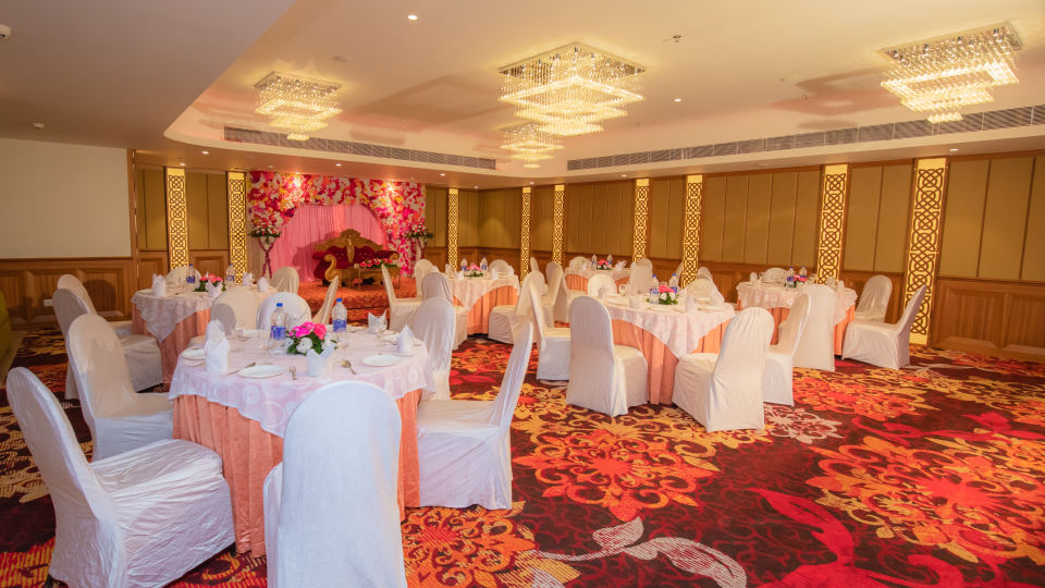 Chamber Hall at VITS Hotel, Bhubaneswar3