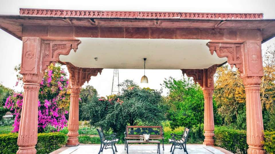 Umaid Lake Palace Dausa  5