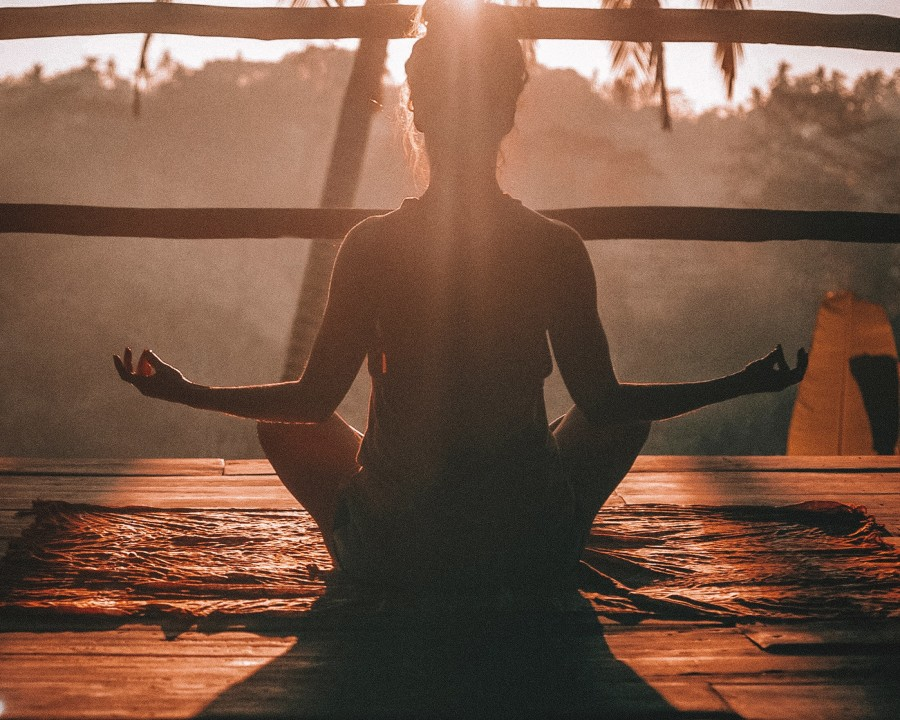 alt-text Yoga retreat