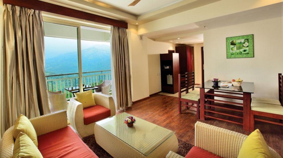 Presidential Suites 4, Gokulam Park Munnar, Suites in Munnar