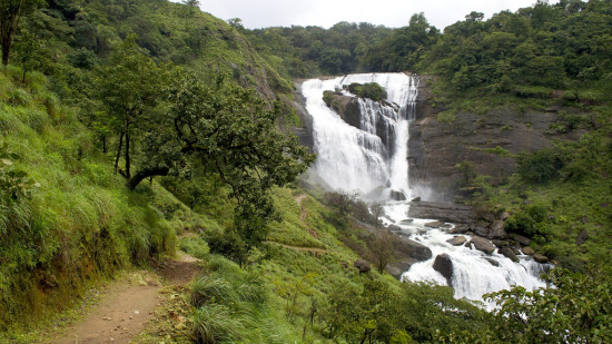 Mallalli Falls, Amanvana Resort Spa, Waterfalls In Coorg