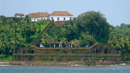 Ocean Palms Goa Reis Magos Fort Goa