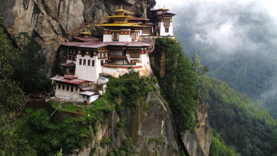 Taktshang monastery paro