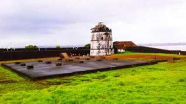 The Eternal Wave, Calangute, Goa Goa Aguada Fort The Eternal Wave Calangute Goa