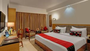 Deluxe Rooms at Suba International Mumbai Best hotel rooms near Gateway of India 3