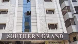 Facade Hotel Southern Grand Vijyawada