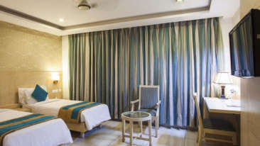 Executive Deluxe Rooms Hotel Southern Grand Vijayawada 3
