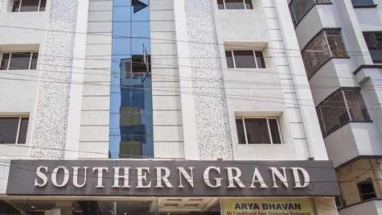 Facade Hotel Southern Grand Vijyawada mvwsbh