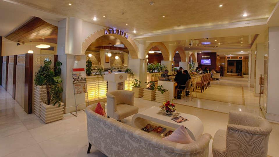 EOS Restaurant Levana Hotel Hazratganj Best Hotels in Hazratganj 3