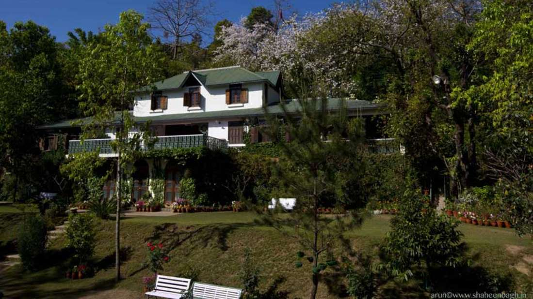 Exterior_Shaheen Bagh Resort Dehradun_Best Dehradun Resorts1
