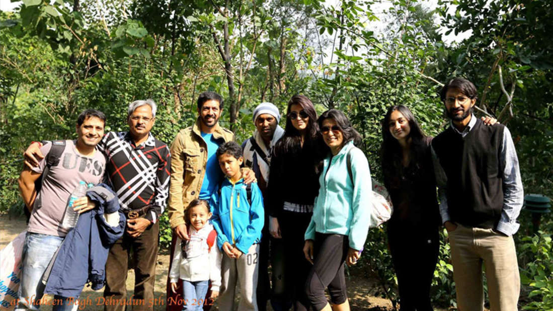 movie shoots Shaheen Bagh Resort Dehradun13