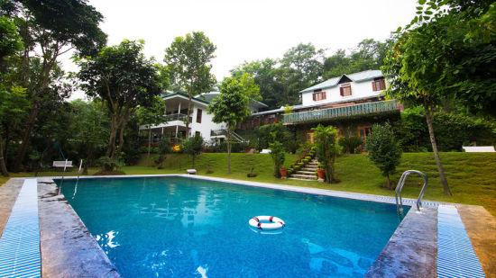 Pool Shaheen Bagh Resort Dehradun 1_Uttarakhand Best Resorts