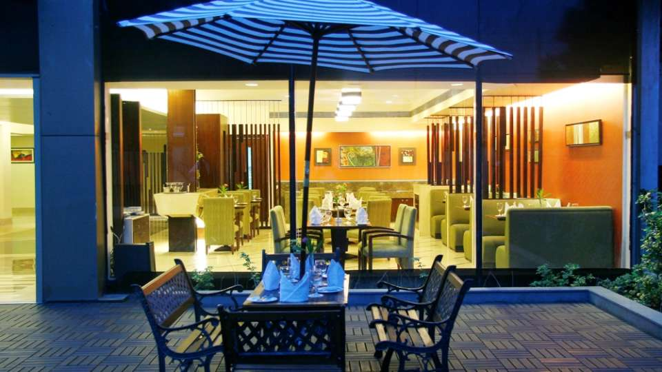 Restaurants The Muse Sarovar Portico Nehru Place New-Delhi 2