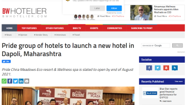Pride-group-of-hotels-to-launch-a-new-hotel-in-Dapoli-Maharashtra-BW-Hotelier