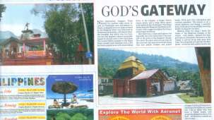 The Haveli Hari Ganga Hotel, Haridwar Haridwar Media Coverage 2 of The Haveli Hari Ganga Hotel Haridwar