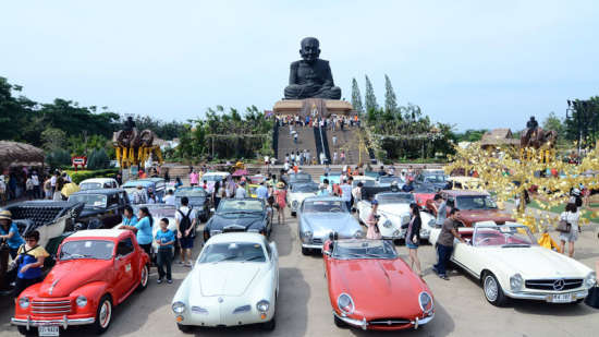 First Choice Suites Group  Hua Hin Vintage Car Rally First Coice Suites Hua Hin Service Apartments