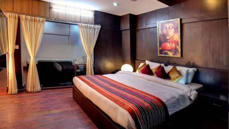 Suite at Mount Embassy Hotel Siliguri