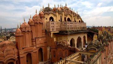 Hawa Mahal profile1589 Hotels Upcoming Projects