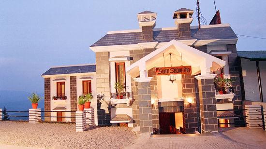 Sun n Snow Inn Hotel Kausani Kausani Facade 2 Sun n Snow Inn hotels in kausani, Uttarakhand hotels, kausani hotels 96957