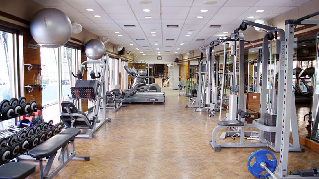 Gym at Mount Milestone Hotel Banquet Siliguti Hotels in Siliguri