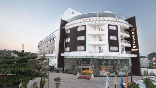 The President Hotel, Hubli Hubli Facade The President Hotel Hubli