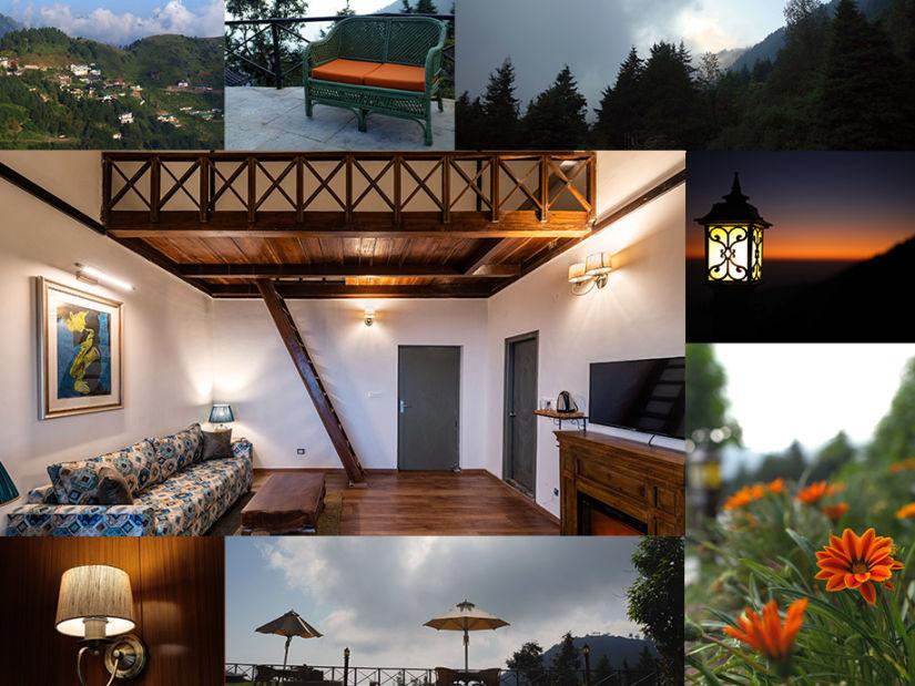 Resort in Mussoorie