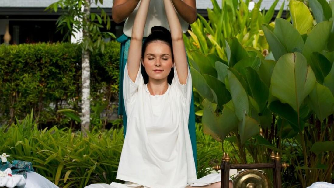 Wellness Spa Natai Beach Resort Spa Phang Nga Thailand Phuket Spa 2
