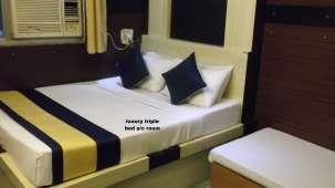 Hotel Abhineet Palace, Jaipur Jaipur Deluxe AC Triple Bed 1