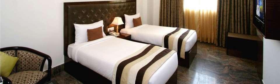 Double Room Taurus Sarovar Portico New Delhi