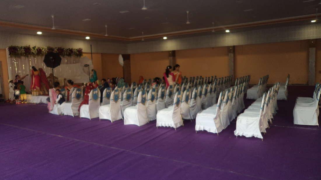 Banquet at Pushpak Resort, Shirdi 5