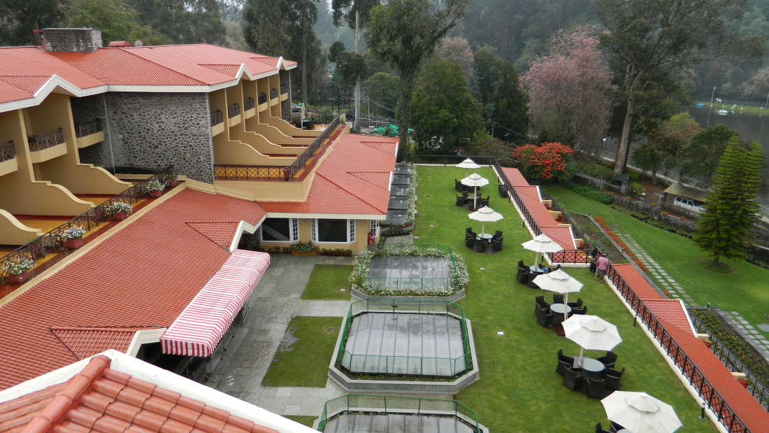 The Lawns, The Carlton 5 Star Hotel , Kodaikanal Luxury Hotels