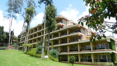 Exterior at The Carlton - 5 Star Hotel, Kodaikanal luxury resorts