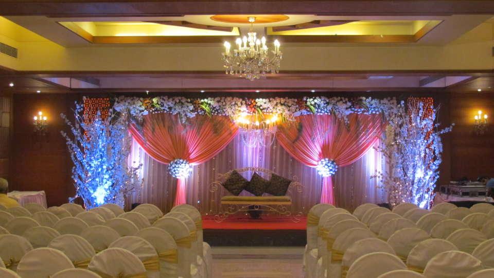 Banquet. Hotel Kohinoor Park Prabhadevi Mumbai 10