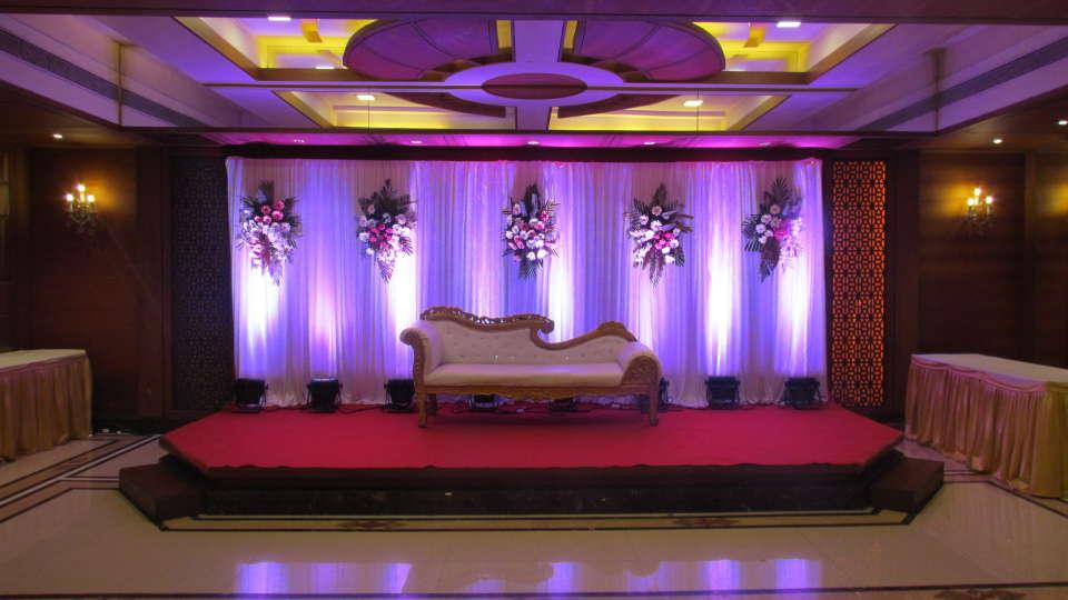 Banquet. Hotel Kohinoor Park Prabhadevi Mumbai 12