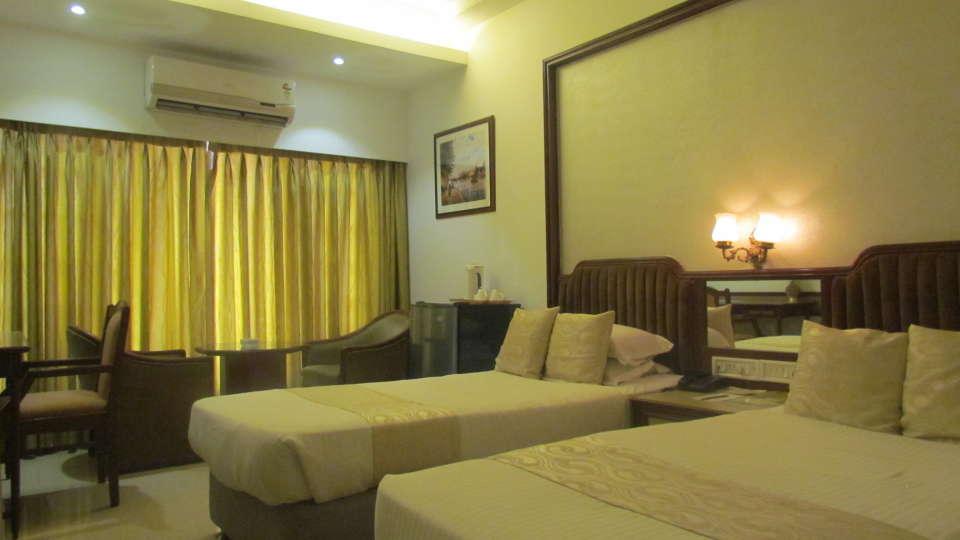 Deluxe Rooms Hotel Kohinoor Park Prabhadevi Mumbai 11
