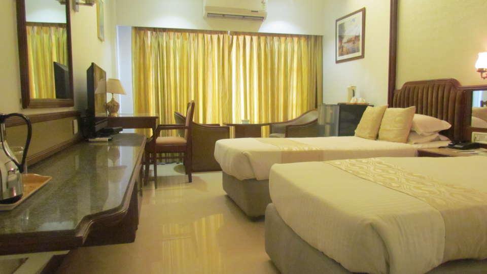Deluxe Rooms Hotel Kohinoor Park Prabhadevi Mumbai 12