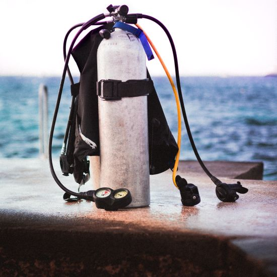 Scuba diving in Calangute