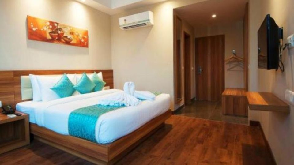 Rooms Hotel Le Roi Digah West Bengal 4