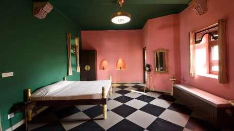 Panna Mahal Rooms at Tijara Fort Palace in Alwar 3