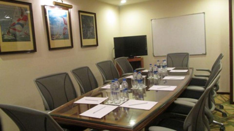 Boardroom at Hotel Marine Plaza Mumbai