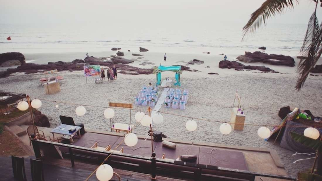 Rococco Ashvem, Mandrem, Goa Goa Destination Wedding Rococco Ashvem Mandrem Goa 14