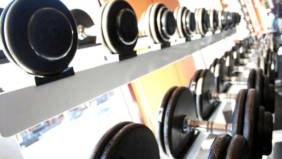 Fitness Center at orchid hotel mumbai vile parle - 5 star hotel near mumbai airport